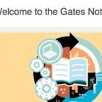 Билл Гейтс использовал свой аккаунт в Твиттере, чтобы представить свой новый веб-сайт
