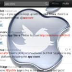 Apple завел для App Store аккаунт на Tвиттере
