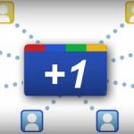 Сегодня кнопка Google +1 получит глобальное распространение