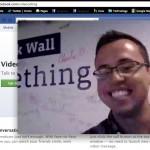 КАК: начать видео чат в Facebook