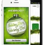 Мобильное приложение от Webroot: когда вы пьяны, не стоит «Facebooking»