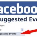«Предлагаемые Мероприятия» от Facebook предскажут, куда вы собираетесь пойди
