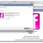 ПРЕДУПРЕЖДЕНИЕ: Вам предлагают поменять цвет Facebook на красный, розовый или черный? Вас обманут!