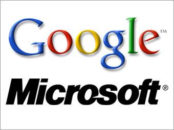 google-microsoft