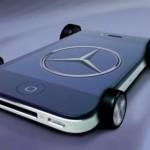 Mercedes интегрирует Siri в новые машины
