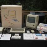 Распаковка первого Macintosh