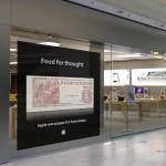 Apple Store принимает к оплате продовольственные талоны