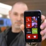 Windows Phone смартфон в обмен на обычный мобильник