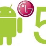 LG обещает обновление до Android 5.0 для большинства смартфонов 2012 года