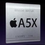 Аналитика: новый чип Apple A5X не появится в iPhone 5