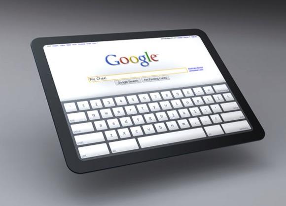 Google откроет собственный интернет-магазин планшетов