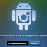 Instagram открыл регистрацию для владельцев Android-смартфонов