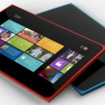 Планшет Nokia на Windows 8