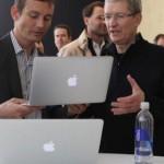 Mac пытается прижиться в компаниях США