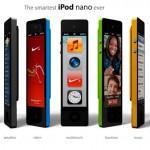 Концепт «умного» iPod nano