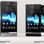 Начинаются российские продажи Sony Xperia P