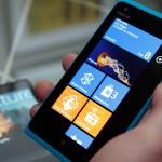 Nokia исправила проблему с экраном у Lumia 900