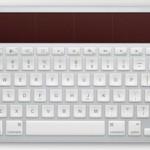 Беспроводная клавиатура на солнечной батарее для Mac, iPad, iPhone