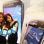 Samsung: продажи Galaxy S III превысят в июле десятимиллионный рубеж