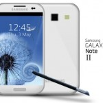 Samsung Galaxy Note II покажут в конце августа