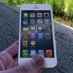 В iOS 6 нашли разрешение дисплея iPhone 5