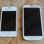 Samsung Galaxy S III продается лучше, чем iPhone