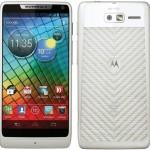 Motorola RAZR i: первый в мире смартфон с 2 ГГц процессором Intel