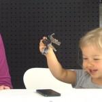 iFixit: двухлетний ребёнок против iPhone 5