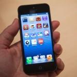 Новая проблема в iPhone 5