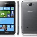 Старт продаж первого WP8-смартфона Samsung