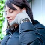 Hi-Call. Перчатки с Bluetooth