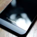 «Живые» фотографии нового флагманского смартфона BlackBerry