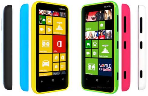 Nokia Lumia 620 обошел Samsung Galaxy S III