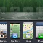 Концепт удобной многозадачности для iOS