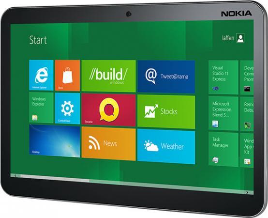 Новые подробности о планшете Nokia