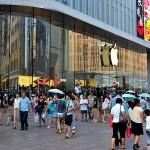В Китае iPhone 5 гораздо популярнее, чем в России