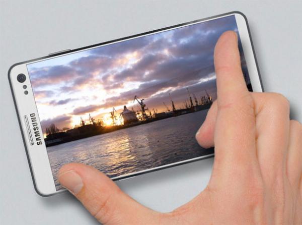 6,3-дюймовый дисплей Samsung Galaxy Note III, время появления Galaxy S4