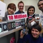 LG продала 10 млн смартфонов Optimus серии L