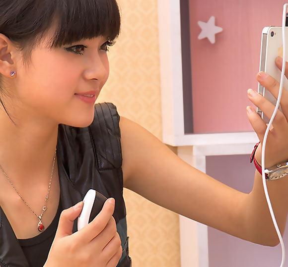 Sanyo прокачала камеру iPhone 5 и iPad