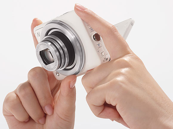 CES 2013: Canon PowerShot N. Вторая камера для iPhone