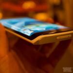 Samsung показала концепт смартфона с гибким дисплеем