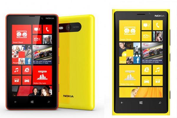 Nokia выпустила обновление для Lumia 920 и Lumia 820