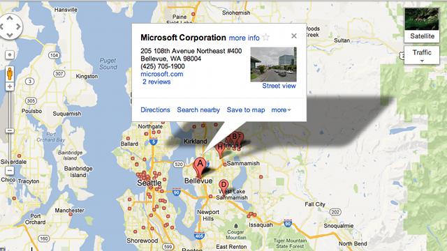 Google закрыл Карты для пользователей Windows Phone