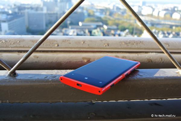 Евросеть: на расии продано 15 тысяч смартфонов Nokia Lumia 920