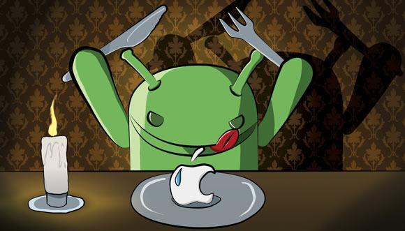 «Секрет успеха» Android в низкой цене устройств