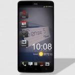 Правдоподобный концепт смартфона HTC Legend 5