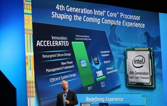 Новые процессоры Intel для новых Mac