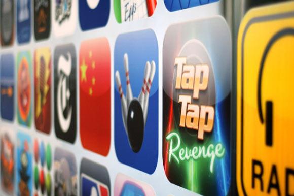 Платные приложения уступают место бесплатным со встроенными покупками