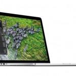 Apple начала продажи восстановленных MacBook Pro Retina