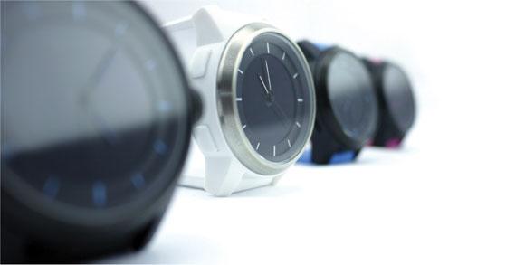 COOKOO watch. Необычные часы, работающие соместно с iOS